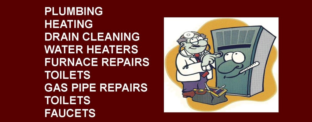 Bestline Plumbing list of repair services plumbing, heating, furnace repairs, toilets, water heater